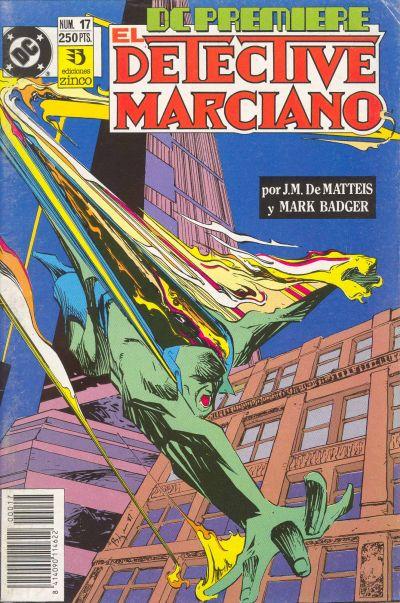 Cover for DC Premiere (Zinco, 1990 series) #17