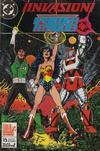 Cover for Invasión (Zinco, 1990 series) #2