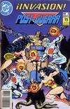Cover for Invasión (Zinco, 1990 series) #5