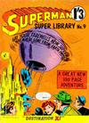 Cover for Superman Super Library (K. G. Murray, 1964 series) #9