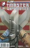 Cover for G.I. Joe: Master & Apprentice (Devil's Due Publishing, 2004 series) #4