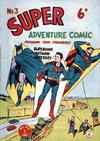 Cover for Super Adventure Comic (K. G. Murray, 1950 series) #3