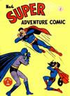 Cover for Super Adventure Comic (K. G. Murray, 1950 series) #4