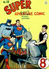 Cover for Super Adventure Comic (K. G. Murray, 1950 series) #16