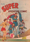 Cover for Super Adventure Comic (K. G. Murray, 1950 series) #23