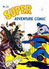Cover for Super Adventure Comic (K. G. Murray, 1950 series) #34