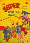 Cover for Super Adventure Comic (K. G. Murray, 1950 series) #37