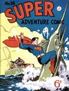Cover for Super Adventure Comic (K. G. Murray, 1950 series) #38