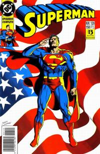 Cover Thumbnail for Superman (Zinco, 1987 series) #120