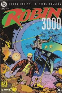 Cover Thumbnail for Robin 3000 (Zinco, 1993 series) #1