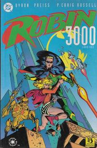 Cover Thumbnail for Robin 3000 (Zinco, 1993 series) #2