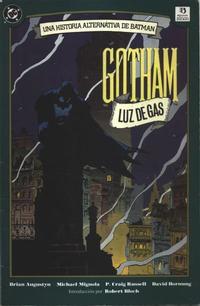 Cover Thumbnail for Gotham Luz de Gas (Zinco, 1990 series)