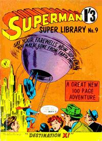 Cover Thumbnail for Superman Super Library (K. G. Murray, 1964 series) #9