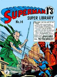Cover Thumbnail for Superman Super Library (K. G. Murray, 1964 series) #14