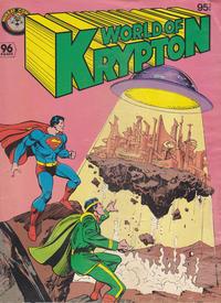 Cover Thumbnail for World of Krypton (K. G. Murray, 1982 series) #[nn]