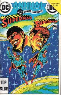 Cover Thumbnail for DC Comics Presents Annual (Federal, 1984 series) #[nn]