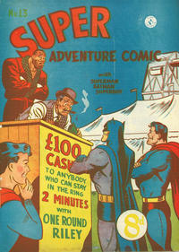 Cover Thumbnail for Super Adventure Comic (K. G. Murray, 1950 series) #13