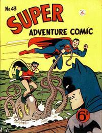 Cover Thumbnail for Super Adventure Comic (K. G. Murray, 1950 series) #43