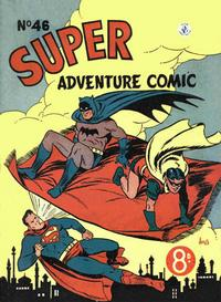 Cover Thumbnail for Super Adventure Comic (K. G. Murray, 1950 series) #46