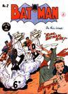 Cover for Batman Comics (K. G. Murray, 1950 series) #2