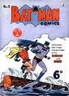 Cover for Batman Comics (K. G. Murray, 1950 series) #3