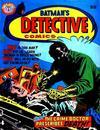 Cover for Batman's Detective Comics (K. G. Murray, 1981 ? series)
