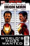Cover for Invincible Iron Man (Marvel, 2008 series) #9 [First Printing]