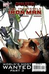 Cover for Invincible Iron Man (Marvel, 2008 series) #10