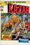 Cover for Gli Albi dei Super-Eroi (Editoriale Corno, 1973 series) #4