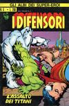 Cover for Gli Albi dei Super-Eroi (Editoriale Corno, 1973 series) #5