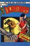 Cover for Gli Albi dei Super-Eroi (Editoriale Corno, 1973 series) #6