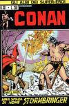Cover for Gli Albi dei Super-Eroi (Editoriale Corno, 1973 series) #30