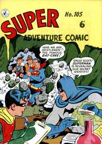 Cover Thumbnail for Super Adventure Comic (K. G. Murray, 1950 series) #105 [British]