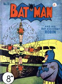 Cover Thumbnail for Batman (K. G. Murray, 1950 series) #11