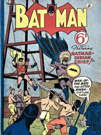 Cover Thumbnail for Batman (K. G. Murray, 1950 series) #55