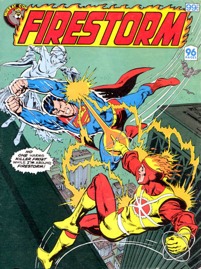 Cover for Firestorm (K. G. Murray, 1982 series) #[nn]