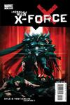 Cover for X-Force (Marvel, 2008 series) #14 [Andrews Cover]