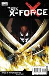 Cover for X-Force (Marvel, 2008 series) #15 [Andrews Cover]