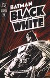 Cover for Batman Black and White (Zinco, 1996 series) #1