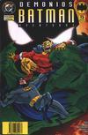 Cover for Batman Aventuras (Zinco, 1996 series) #[nn]