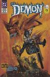 Cover for Lobo vs. Demon (Zinco, 1992 series) #1