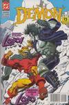 Cover for Lobo vs. Demon (Zinco, 1992 series) #2