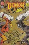 Cover for Lobo vs. Demon (Zinco, 1992 series) #3