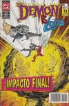 Cover for Lobo vs. Demon (Zinco, 1992 series) #4