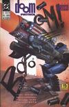 Cover for Doom Patrol El culto del libro no escrito (Zinco, 1993 series) #2