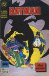 Cover for Batman (Zinco, 1987 series) #14
