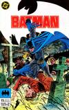 Cover for Batman (Zinco, 1987 series) #15