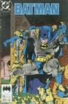 Cover for Batman (Zinco, 1987 series) #31