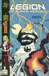 Cover for Legión de Superhéroes (Zinco, 1987 series) #1