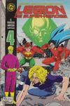Cover for Legión de Superhéroes (Zinco, 1987 series) #4